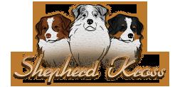 Logo Canil Shepherd Kross Australians